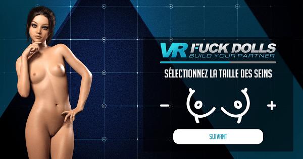 notre avis sur VR Fuckdolls